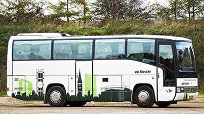 Turistbusser til rejser med bus for op til 28 personer