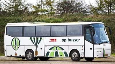 Turistbusser til rejser med bus for op til 37-44 personer
